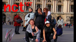 [KPOP IN PUBLIC FRANCE] NCT 127 엔시티 127 'Simon Says' Dance Cover by Young Nation Dance from Paris