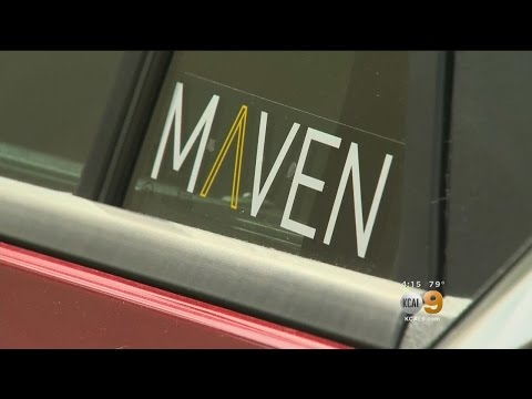 General Motors Launches Car-Sharing Service In Los Angeles
