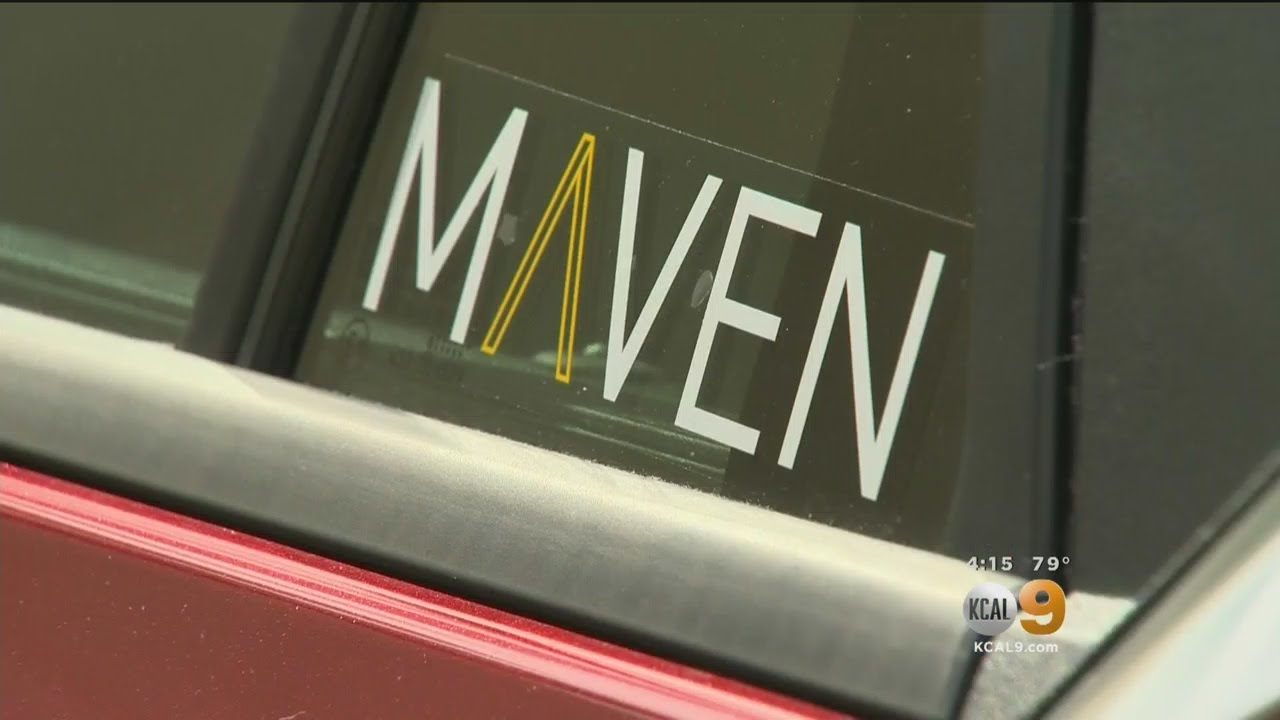 GM's Maven car-sharing service launches in New York