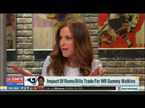 Impact Of Rams/Bills Trade For WR Sammy Watkins
