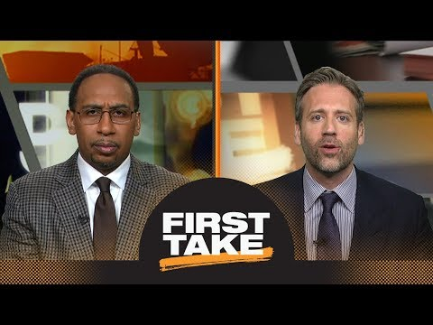 Stephen A. and Max react to Cavaliers defeating Celtics in Game 3   First Take   ESPN