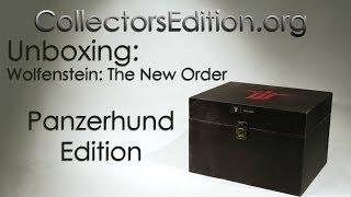 Wolfenstein: The New Order - Panzerhund Edition Unboxing
