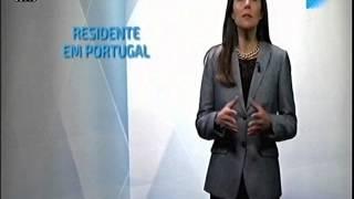 TVI 24 - Impostos? Eu Explico - Residente em Portugal