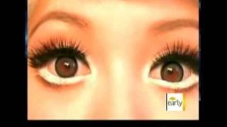 Lady Gaga Contact Lenses - Dangerous?