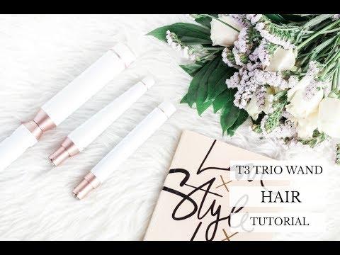Voluminous Big Curls | Hair Tutorial