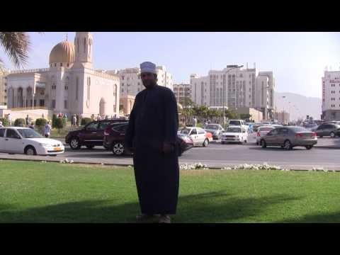 Panoramafahrt durch Muscat im Oman