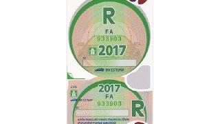 Soutěž o roční dálniční známku 2017
