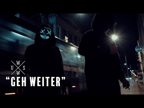 "GP NE9EN7EVEN X BMA - ""GEH WEITER"" Official Music Video (Prod. By Emage)"