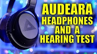 Audeara A-01 Bluetooth Headphones: Medical Grade Audio?