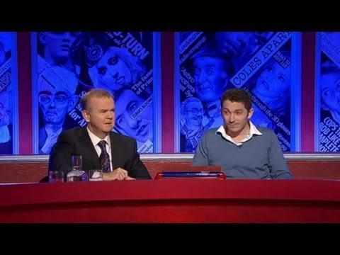 Lembit Öpik Torn Apart | Have I Got News For You - Season 39 Episode 5 (2010)