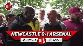 Newcastle 0-1 Arsenal  | Joe Willock Was Fantastic Today! (Lee Judges)