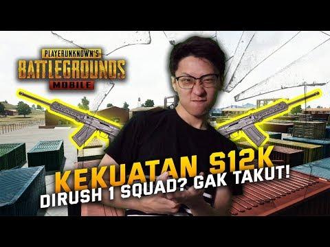 DIRUSH 1 SQUAD MUSUH? GA TAKUT! - PUBG Mobile Indonesia