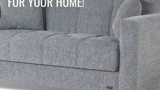 Niagara-Living-Room-Sets-Gray-with-Sofa-&-Loveseat