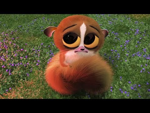 Dreamworks Madagascar   Crying Mort Scene -Movie Clip   Madagascar   Kids Movies   Kids Cartoon