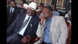 Raila Odinga pushing lines to have Musalia Mudavadi in a 'fat position'