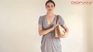 Женская сумка Domani/ Обзоры брендовых сумок/ Интернет-магазин Domani(, 2014-06-08T12:58:35.000Z)