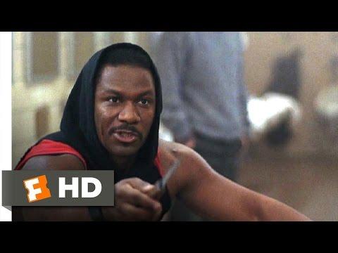 The Saint of Fort Washington (1993) - White Eyes, Black Body Scene (4/10) | Movieclips