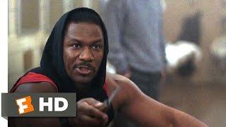 The Saint of Fort Washington (1993) - White Eyes, Black Body Scene (4/10)   Movieclips