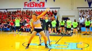 Repeat youtube video FTHS Class of 2014 BOTC Dance