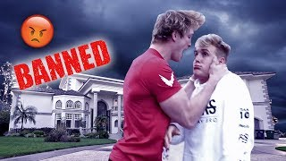 Download After THIS, I HAD to Ban Logan from The Team 10 Mansion.. Mp3 and Videos