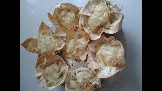 Филе рыбы в лаваше, запеченное в духовке!!!  Подробное описание рецепта под видео!!!