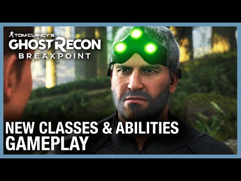 Ghost Recon Breakpoint: Splinter Cell's Sam Fisher Joins For Episode 2 | Ubisoft [NA]