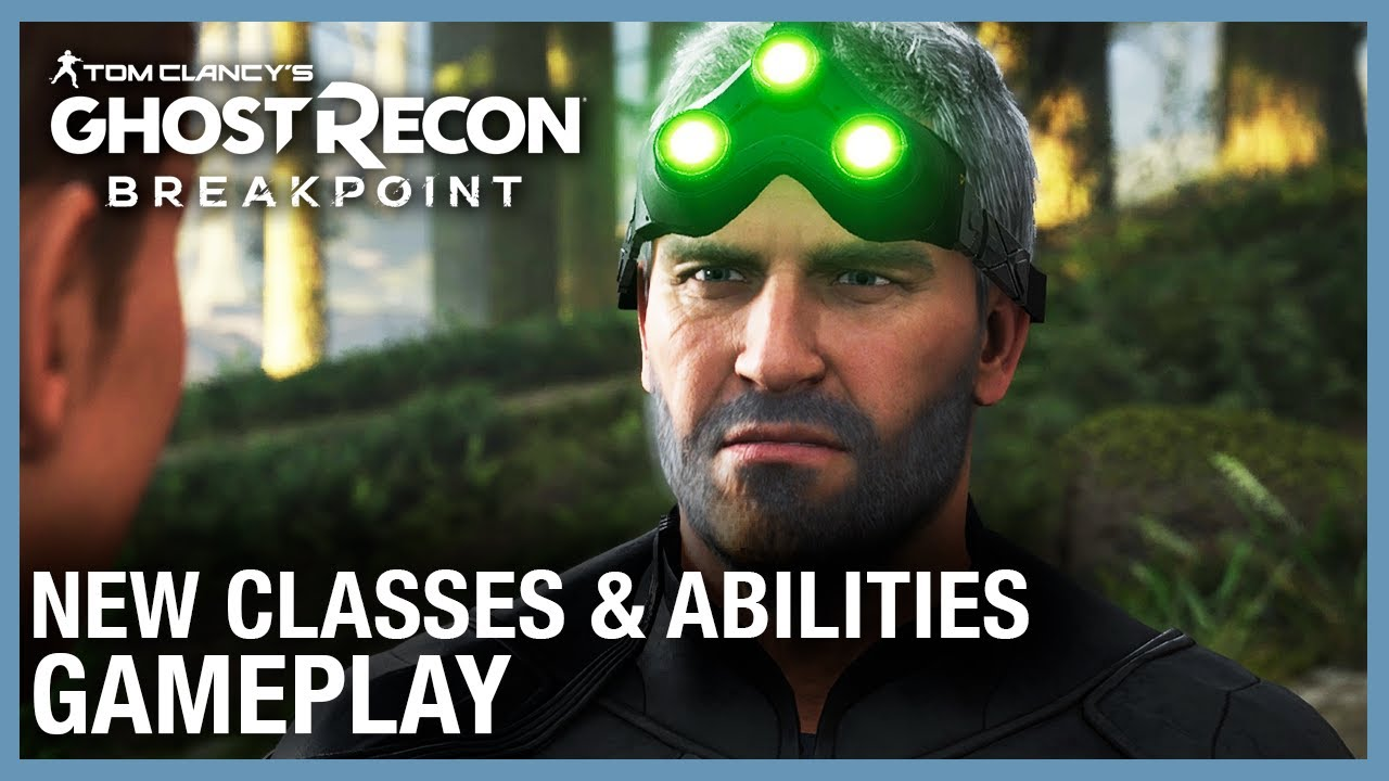 Ghost Recon Breakpoint: Splinter Cell's Sam Fisher Joins for Episode 2 | Ubisoft