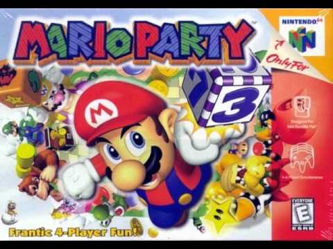 Mario Party 1 OST - Mini Game House Theme EXTENDED