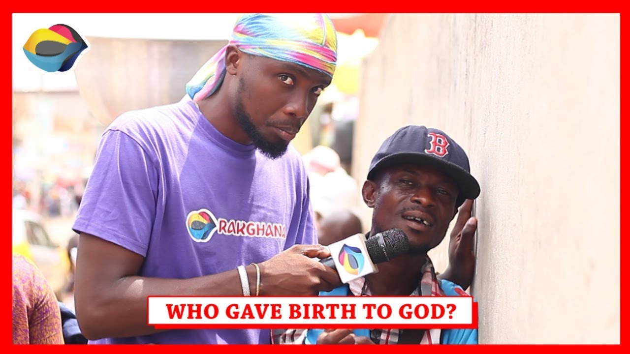 Who Gave Birth To GOD? | Street Quiz | Funny African Videos | Funny Videos | African Comedy