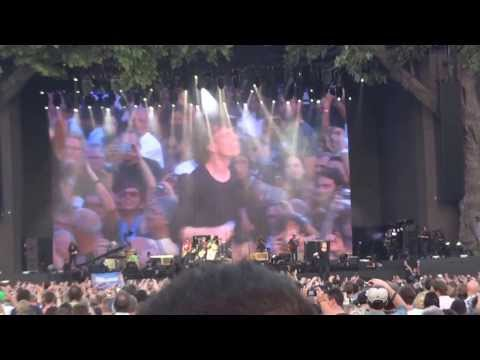 The Rolling Stones - Beast Of Burden Live at Hyde Park 06/07/13