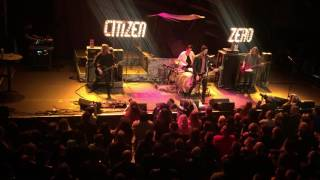 Citizen Zero - State of Mind - Rams Head Live - Baltimore, MD 4-7-17