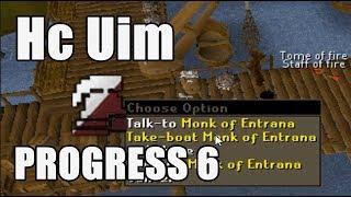 [HcUIM] Progress 6 - Questing spree 一