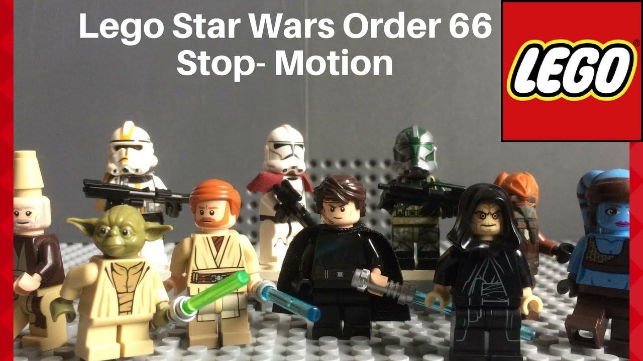 Lego Star Wars Order 66 Youtube