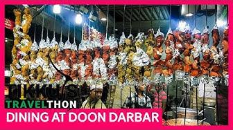 Dining with Janak at the Doon Darbar |best travel blogger in india | tikkus travelthon