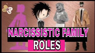 NARCISSISTIC FAMILY ROLES: HOW THEY MAY STILL BE IMPACTING YOUR LIFE