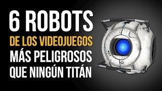 6 robots pequeños MUCHO MÁS PELIGROSOS que ningún TITÁN