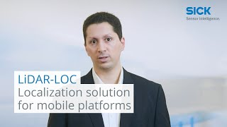 Contour-based localization solution for mobile platforms | SICK AG