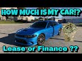How Much Did My 2018 Charger Scat Pack Cost+ Monthly Payment !
