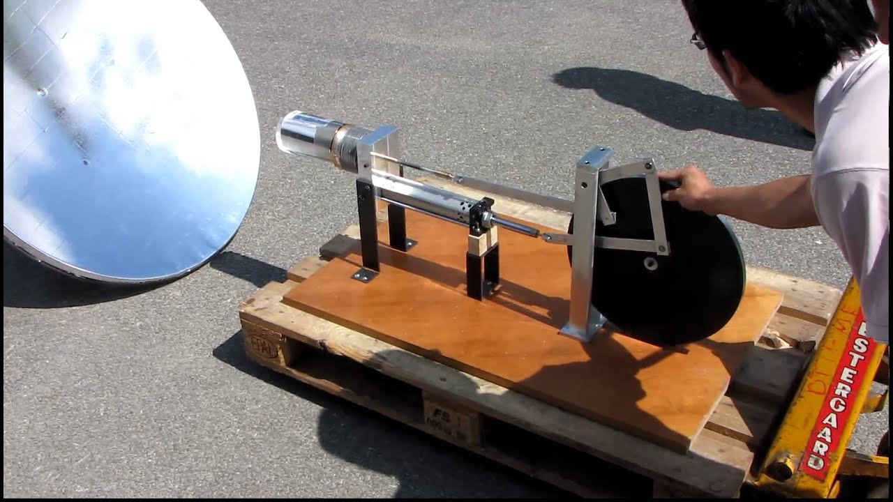 solar powered stirling engine pdf