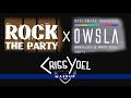 Jauz and Ephwurd   Rock The Party X Skrillex   MUST DIE    VIP s  CrissYoel Mashup