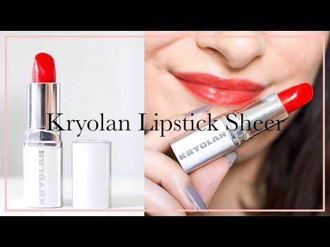 kryolan-lipstick-sheer-wear-test-in-audrey-|-lipstick-a-day