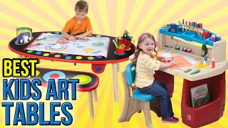 9 Best Kids Art Tables 2016