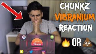 Chunkz x Neji - Vibranium (Official Audio) HONEST REACTION!