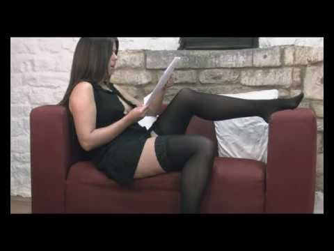 Leanna Reads An Erotic Story For You Part