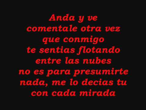 Akwid - Anda y Ve Lyrics