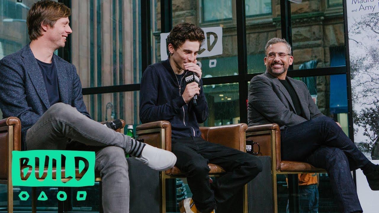 Steve Carell, Timothée Chalamet & Felix Van Groeningen Discuss Their Film,