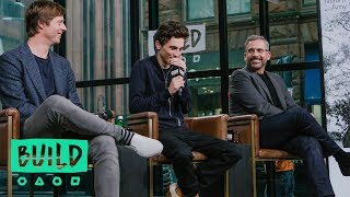 """Steve Carell, Timothée Chalamet & Felix Van Groeningen Discuss Their Film, """"Beautiful Boy"""""""