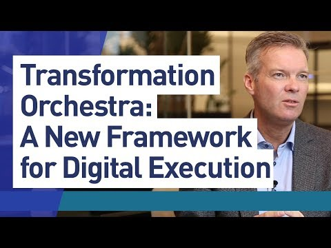 The Transformation Orchestra: A New Framework for Digital Execution