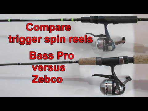 Compare Trigger Spin Reels