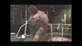 Resident Evil 3 : Fat Zombie Mod [ Playstation ]